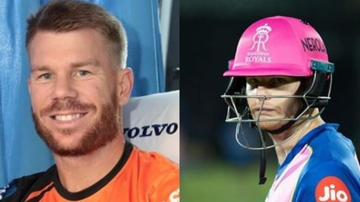 Rajasthan Royals and Sunrisers Hyderabad get into cheeky conversation over Smith and Warner