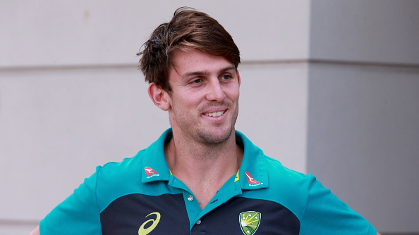I'll be fully fit for Pakistan series, says Australian all-rounder Mitchell Marsh