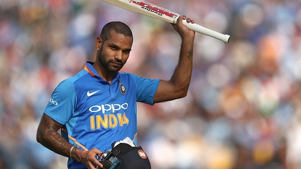 CWC 2019: Shikhar Dhawan unfazed by the pressure of a World Cup