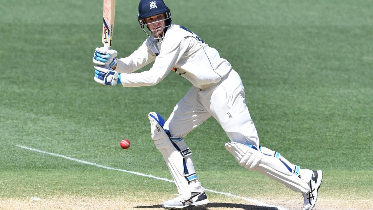 Handscomb batted brilliantly for his 81 during Victoria's first innings | Getty