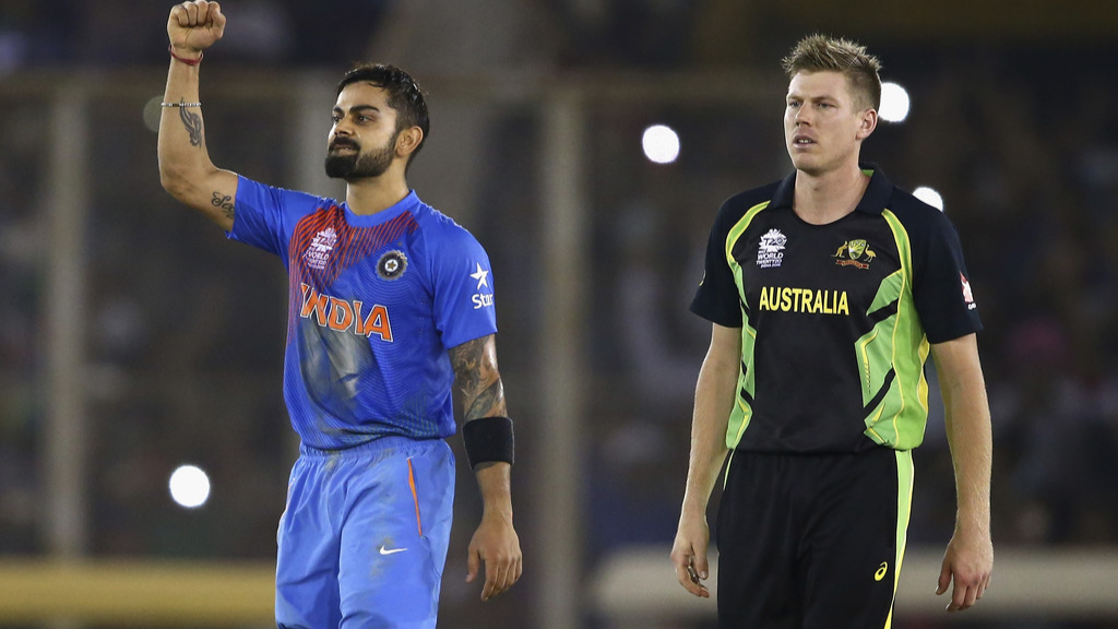 James Faulkner's reply to Virat Kohli's tweet gave fans some chuckles