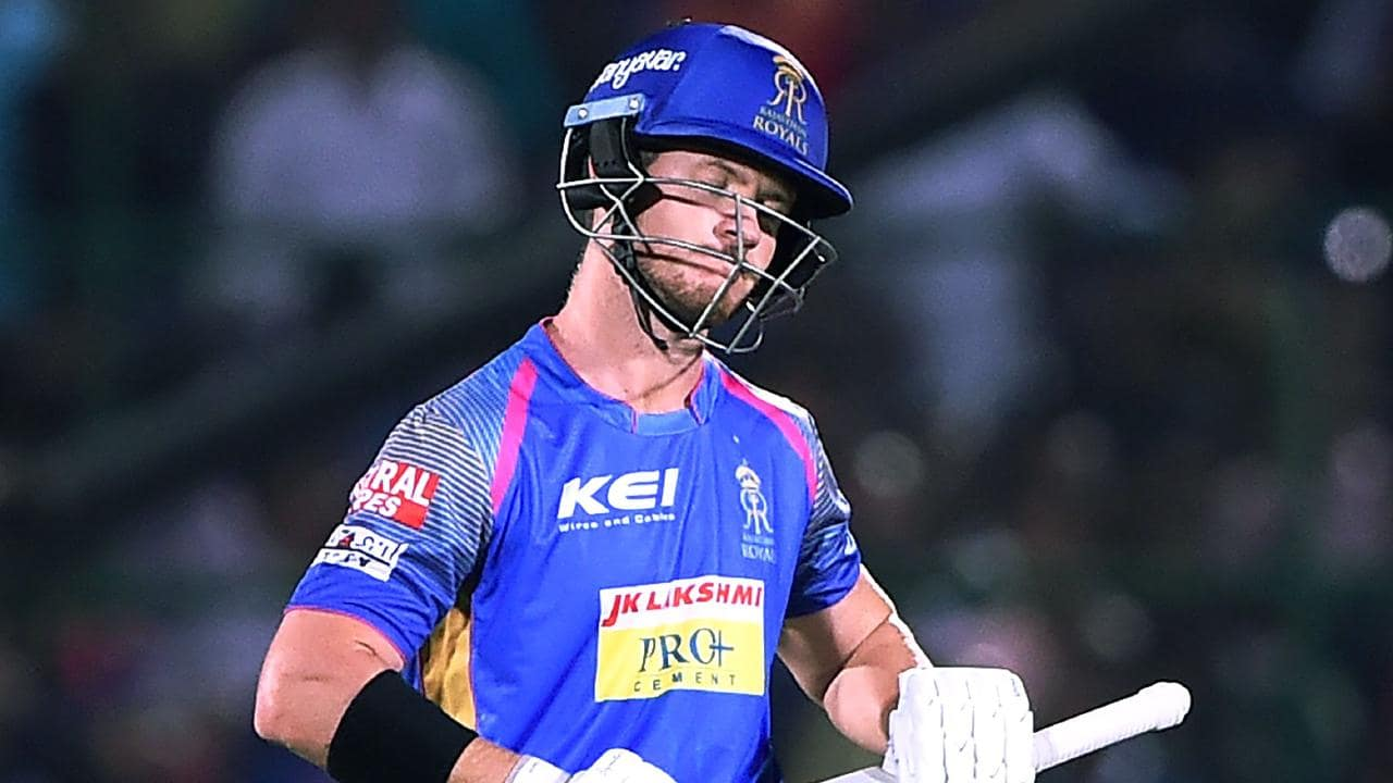 IPL 2018: D'Arcy Short speaks on Rajasthan Royals' playoff chances
