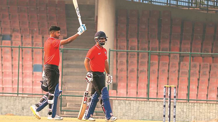 Shreyas Iyer aims to go higher after Deodhar Trophy final heroics