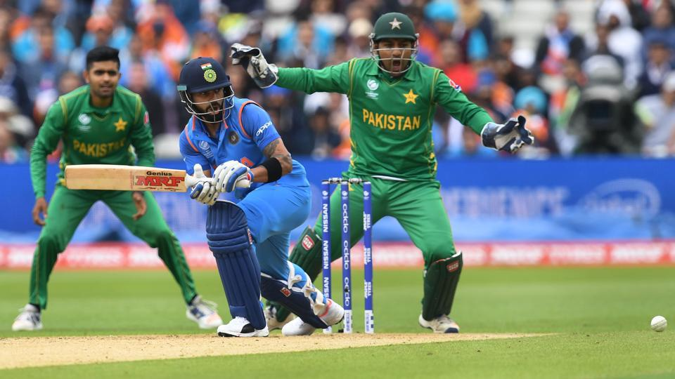 India has cut all bilateral cricketing ties with Pakistan since 2012. (ICC)