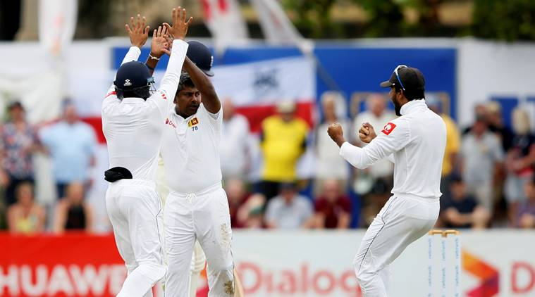Herath got the big scalp of Joe Root to achieve the great feat | Getty