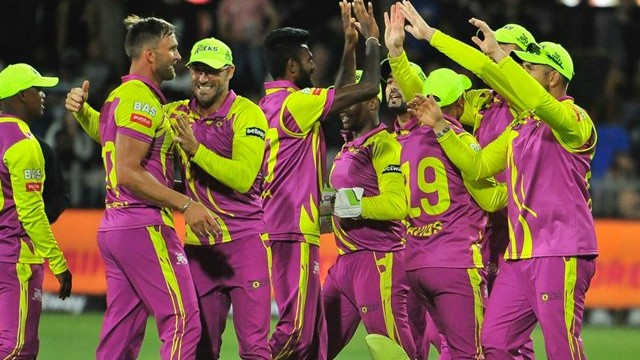 MSL 2019: Paarl Rocks beats NM Bay Giants by 31 runs; tie them at the top of points table