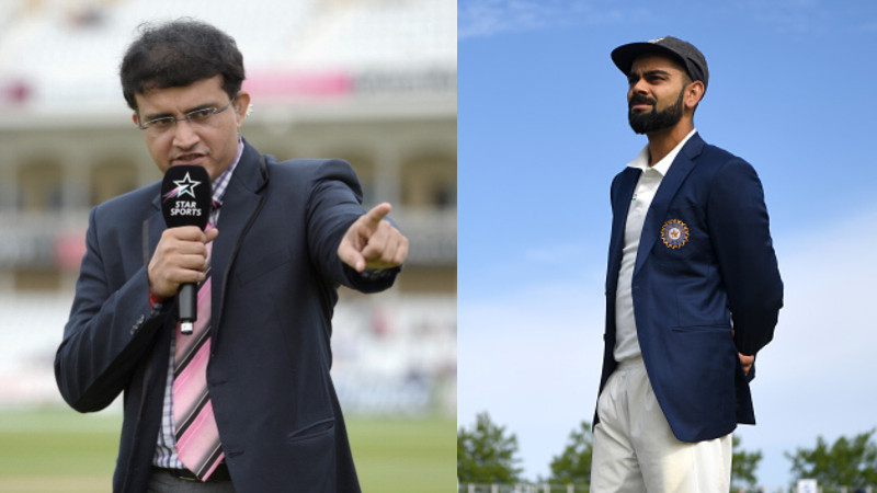 ENG v IND 2018: Sourav Ganguly wants Virat Kohli to go with four bowlers and try the newcomers