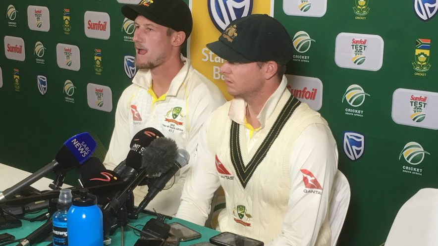 SA v AUS 2018: Bancroft, Smith confess to tamper the ball in Cape Town Test