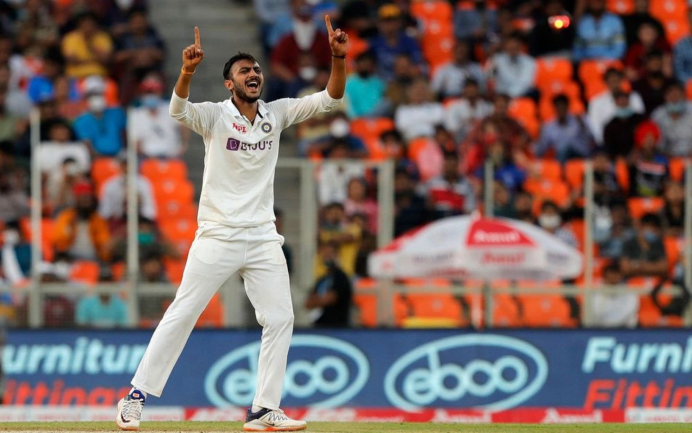 Akshar Patel had a tremendous start to his Test career, picking 2 five-wicket hauls in just 2 Tests | BCCI