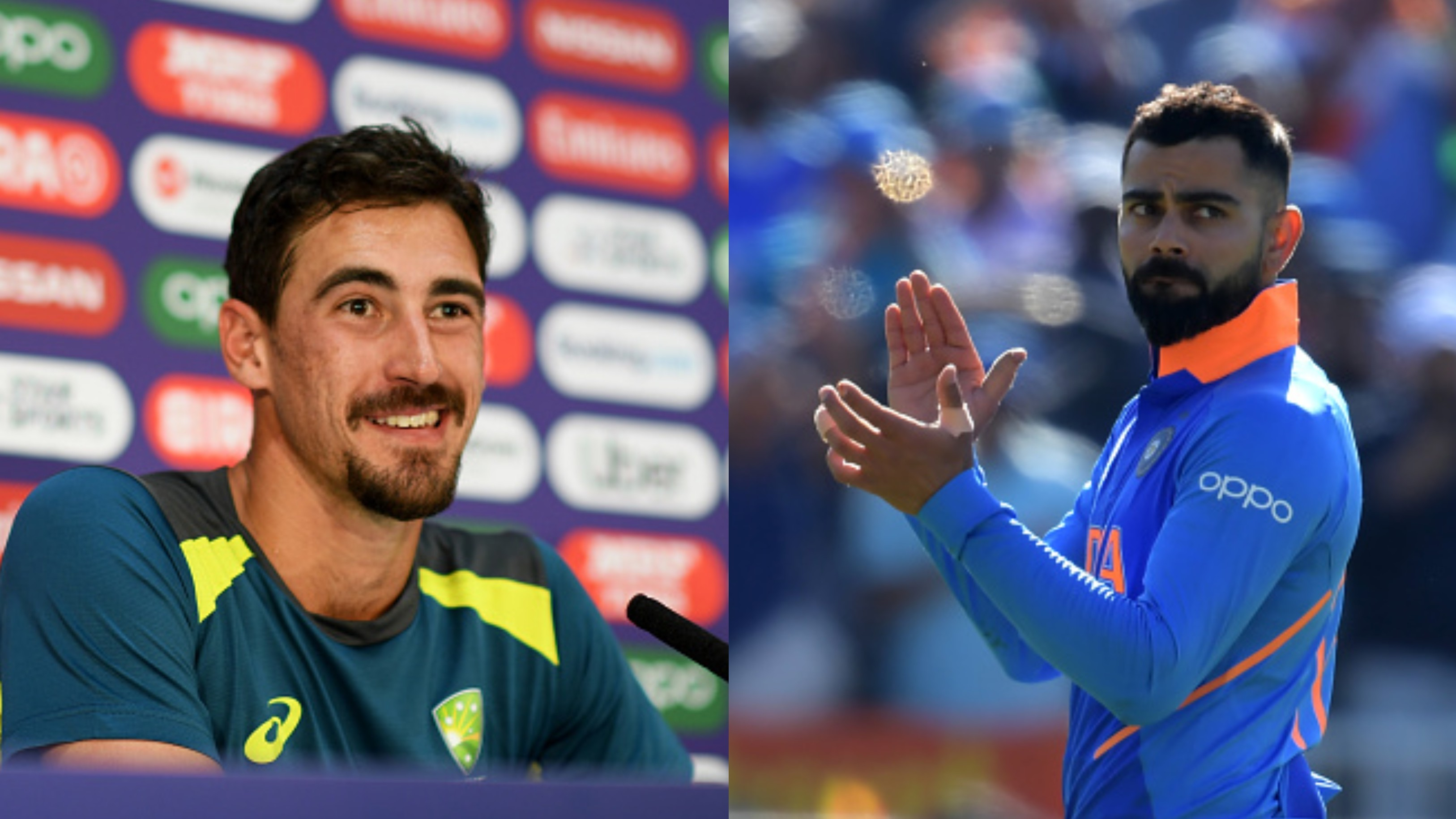 CWC 2019: Mitchell Starc impressed by Virat Kohli's all-round game