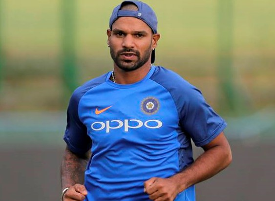 SA v IND 2018: Shikhar Dhawan is back at nets ahead of the first Test