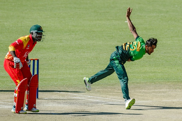 Hasan Ali | GETTY