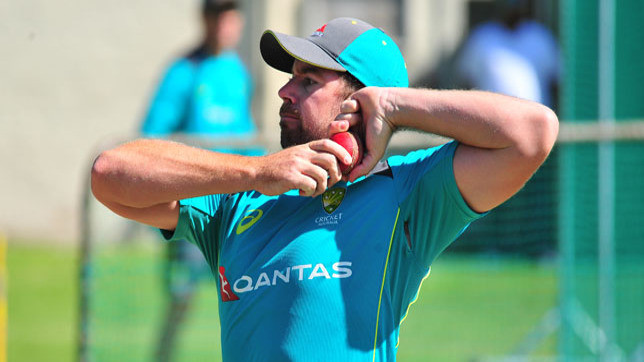 PAK vs AUS 2018: Series one last chance for Jon Holland to extend his international career