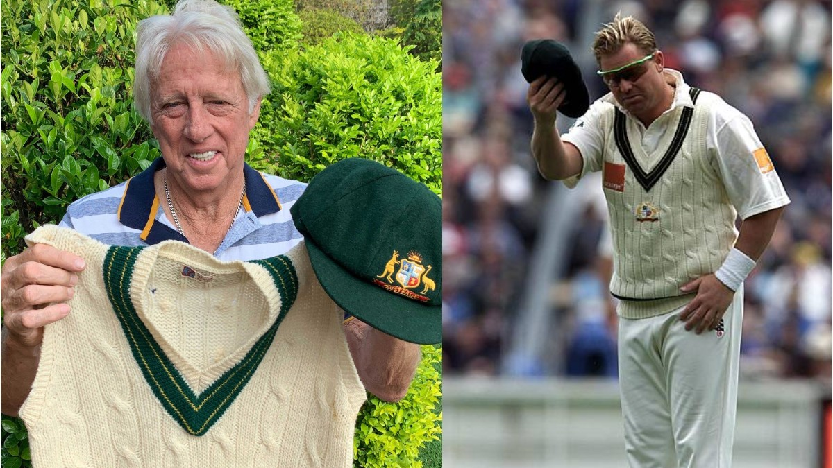 Australia legend Jeff Thomson joins Shane Warne in auctioning his Baggy Green for bush fire appeal