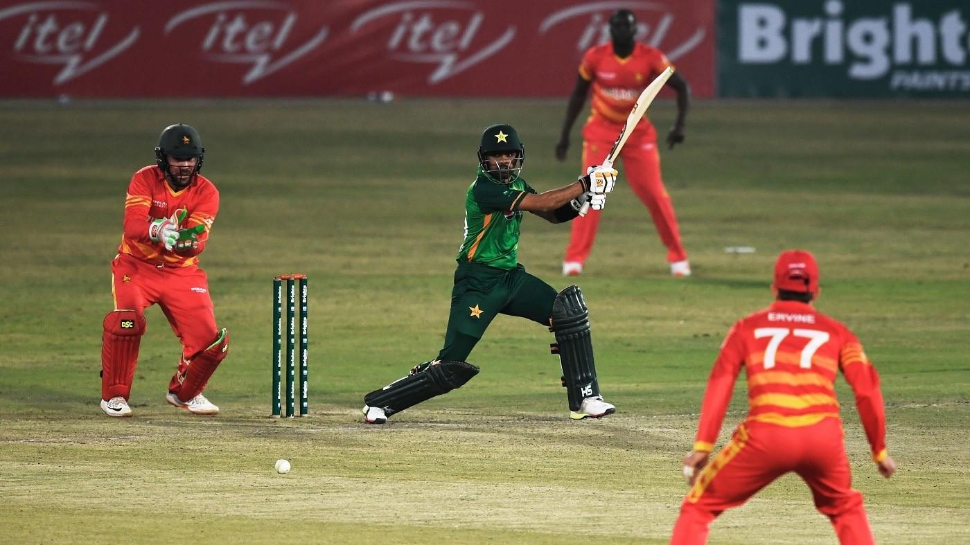 PAK v ZIM 2020: Statistical Highlights of the ODI series