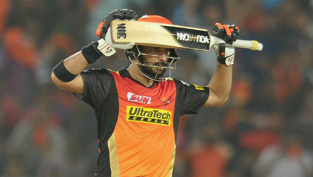 SRH might not retain Yuvraj Singh based on his current fitness and form | AFP