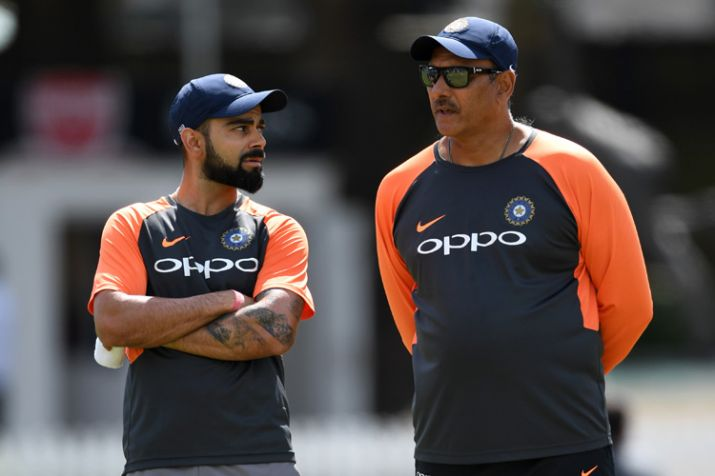 The CoA took Ravi Shastri to task while the and BCCI aren't happy with Virat Kohli latest gaffe | Getty