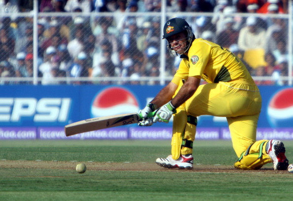 Ricky Ponting scored a brilliant century   Getty