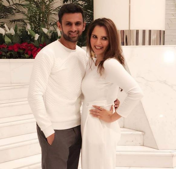 Shoaib Malik and Sania Mirza got married on April 12, 2010 | Instagram