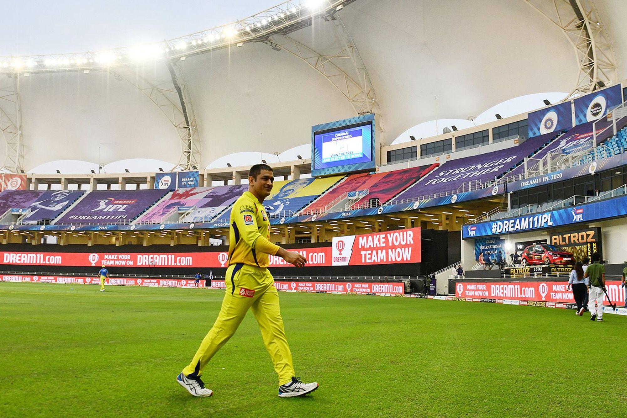 MS Dhoni will lead CSK in the IPL 2021 | BCCI/IPL