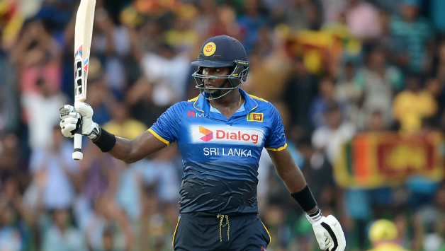 Angelo Mathews | Getty