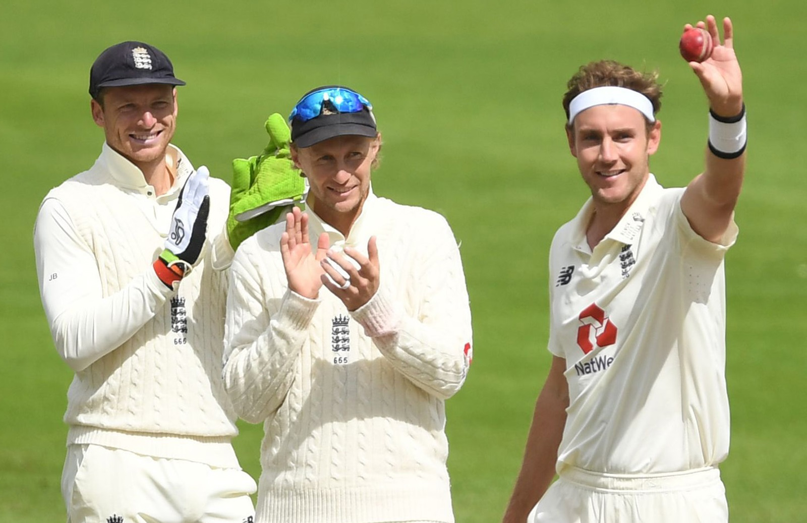 Stuart Broad is the seventh bowler to reach the 500 Test wickets milestone