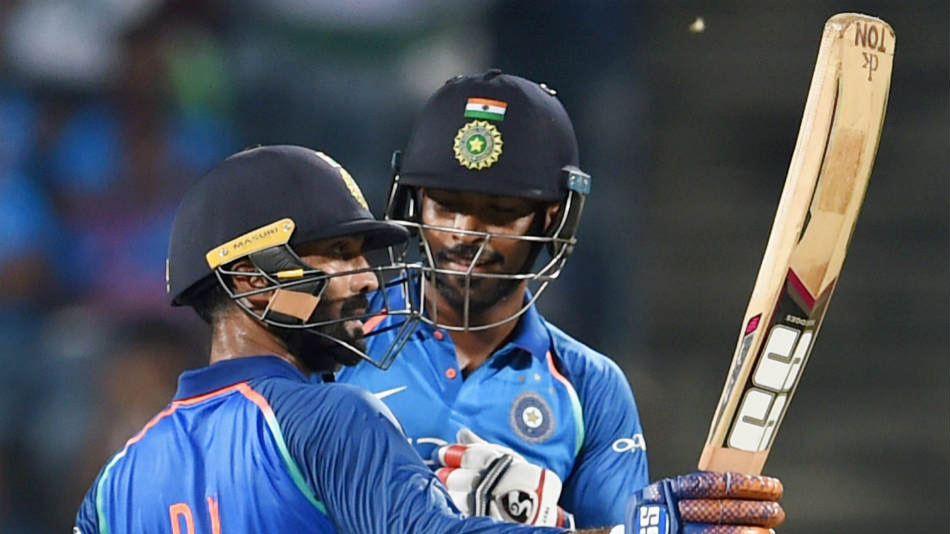Hardik Pandya, Dinesh Karthik to play for ICC World XI against West Indies