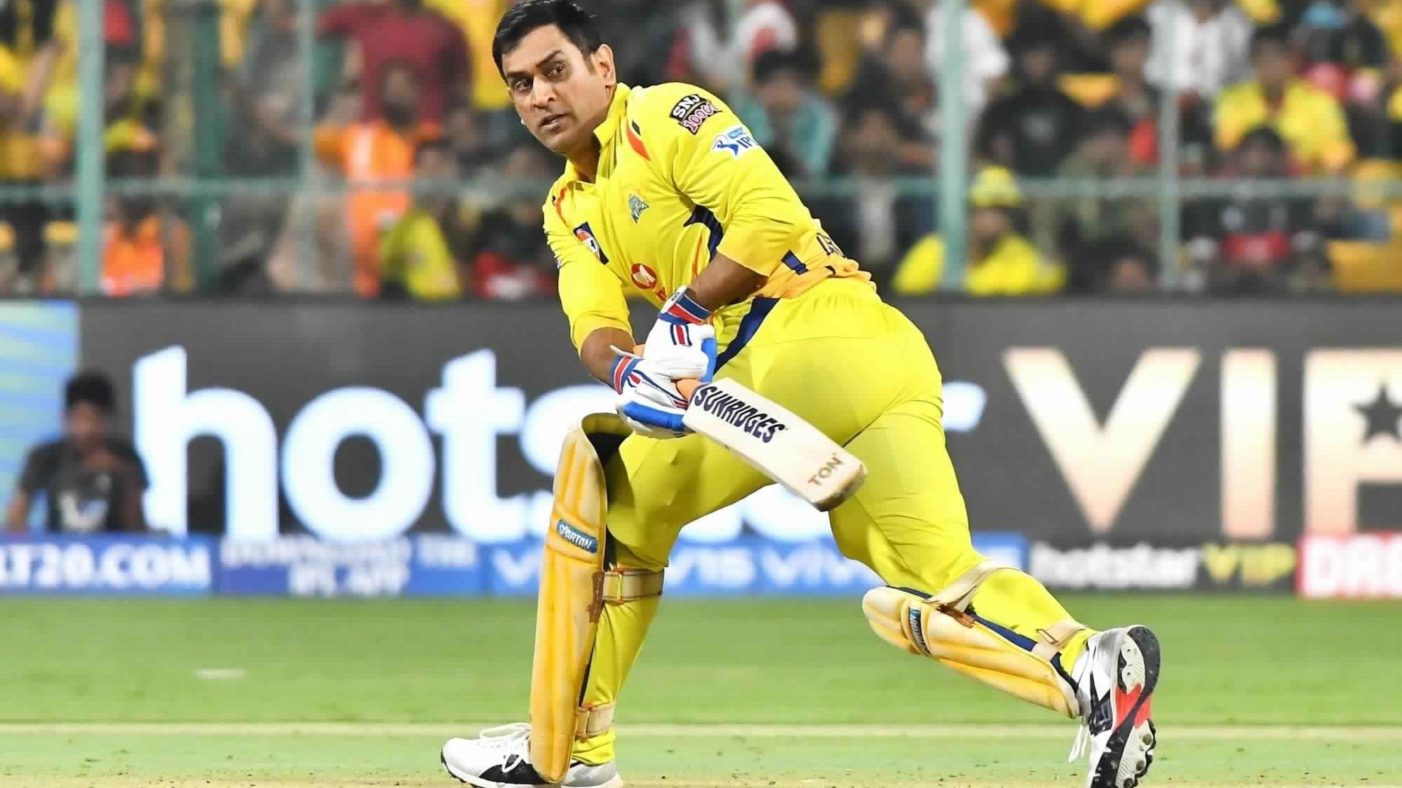 IPL 2019: Sad fans wish for MS Dhoni's recovery after he misses yet another encounter