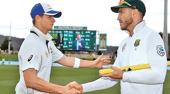 Du Plessis says that he feels sorry for Steve Smith