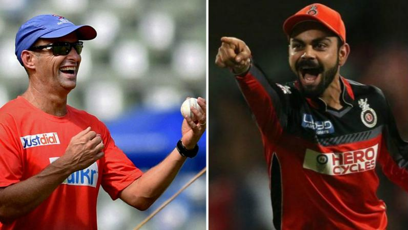 "IPL 2018: Virat Kohli lauds Gary Kirsten, says ""ideal man to supervise things for the side"""