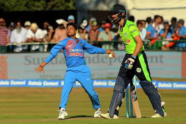 Kuldeep Yadav will be in limelight again | Getty