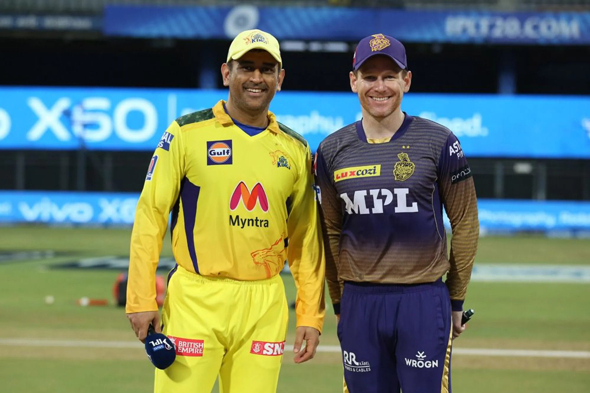 CSK had defeated KKR in their previous encounter in IPL 2021   BCCI-IPL
