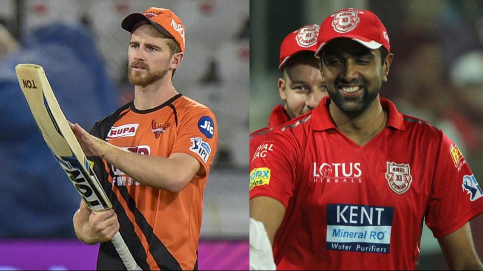 IPL 2018: KXIP v SRH- आज टॉप पर पहुंचने के लिए भिड़ेंगे पंजाब और हैदराबाद