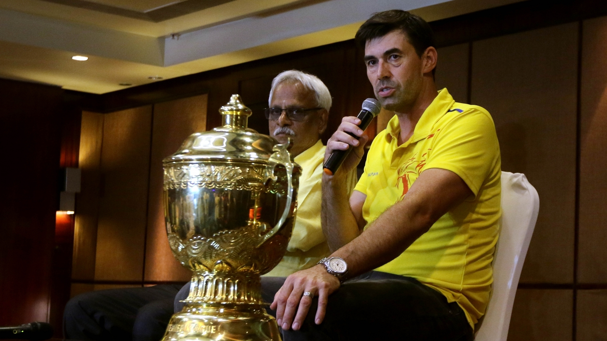 IPL 2018: Stephen Fleming credits MS Dhoni's leadership for CSK's tournament success