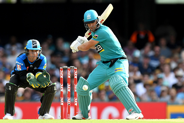 AB de Villiers made his debut for BBL | Getty Images