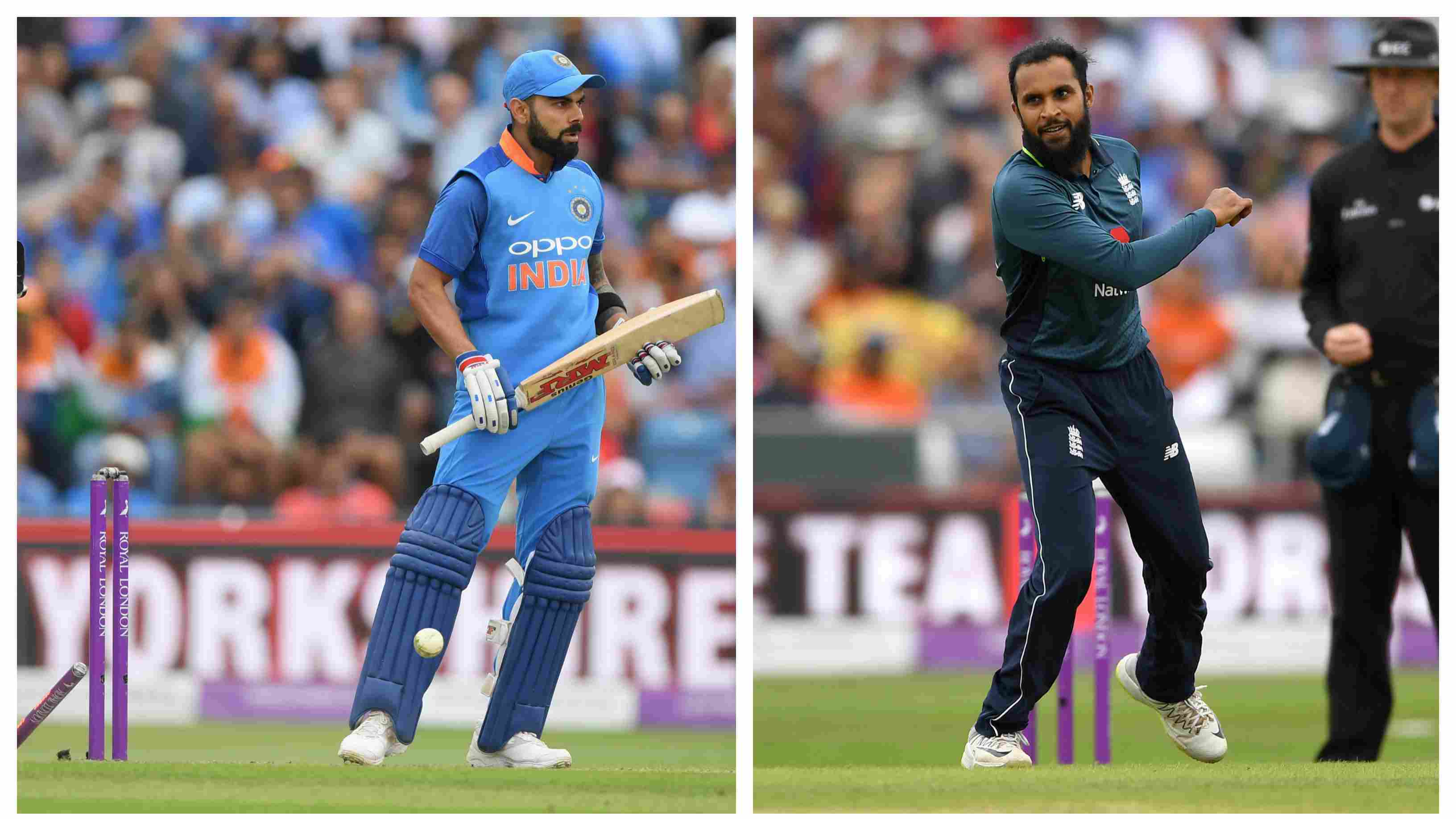 ENG v IND 2018: Twitter reacts as England bowlers restrict India to a moderate total of 256
