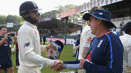Trevor Bayliss picks Ben Foakes over Jonny Bairstow to keep gloves in West Indies