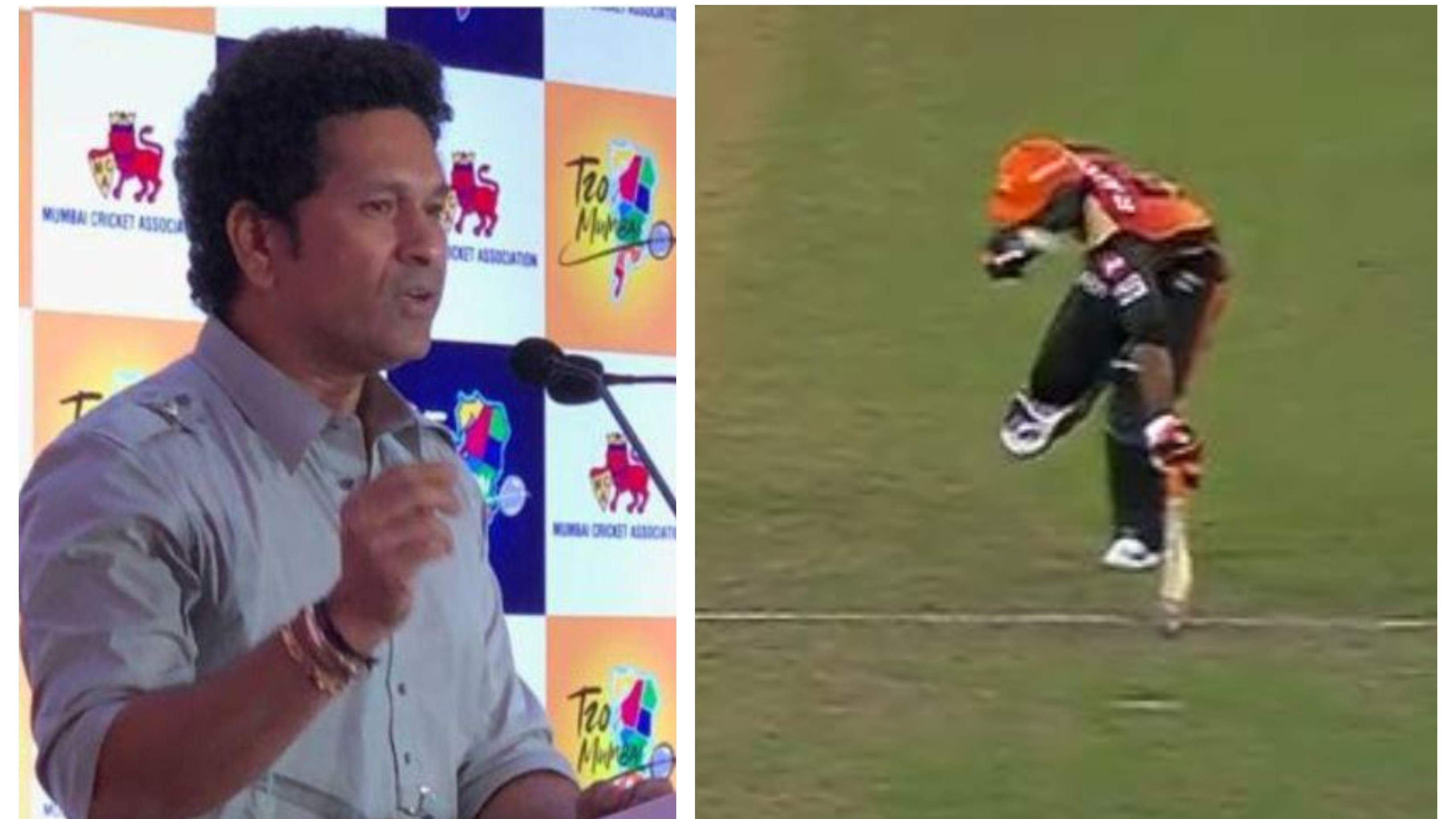 IPL 2020: Tendulkar cites Shankar incident to stress why wearing helmet should be mandatory