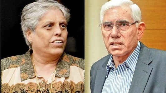 CoA bickers over Pandya-Rahul issue as Vinod Rai wants inquiry done early; Edulji warns of cover up
