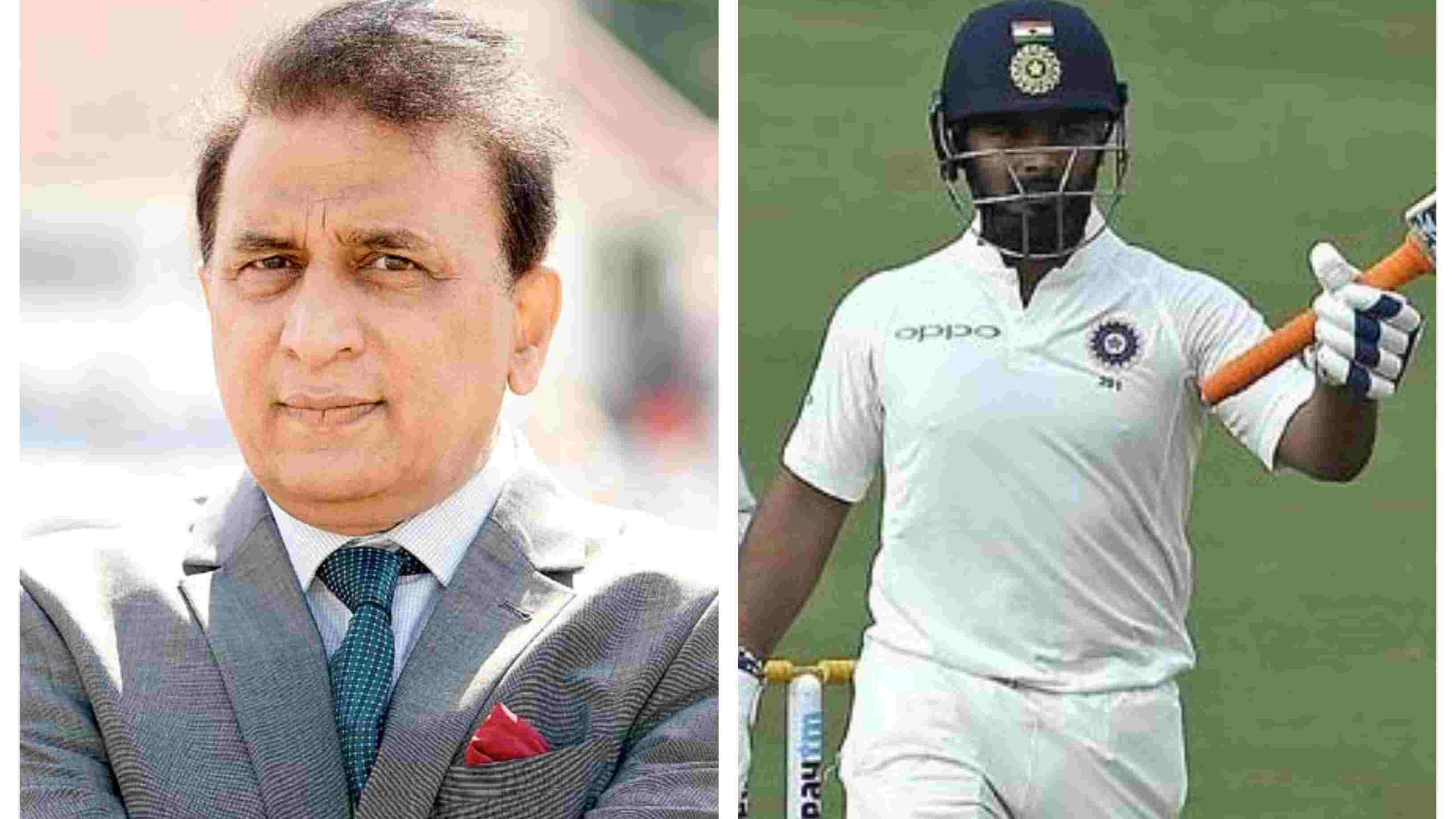 IND v WI 2018: Rishabh Pant is capable of pulling off Adam Gilchrist's like feat, says Sunil Gavaskar