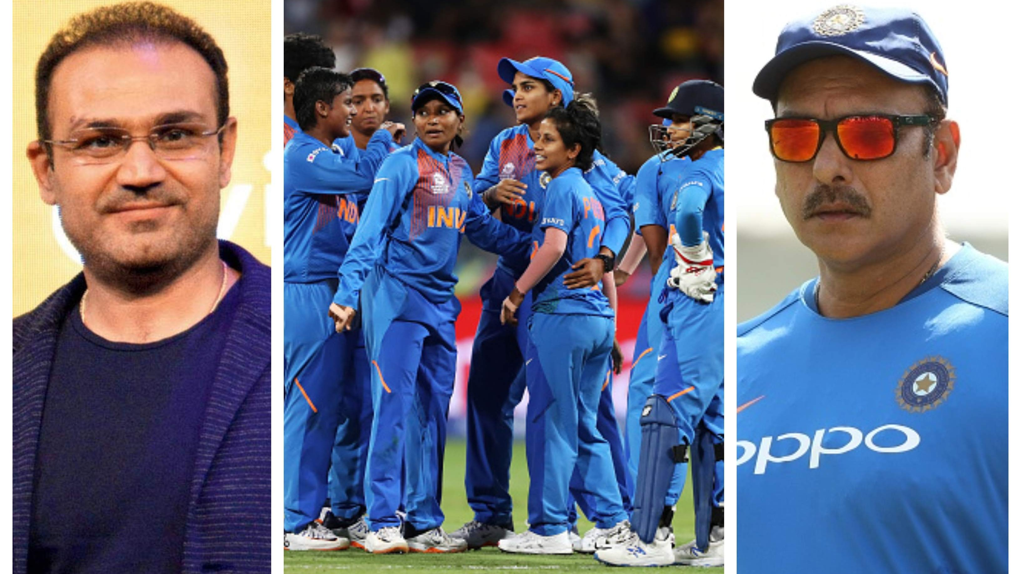 Women's T20WC 2020: Cricket fraternity hails India's convincing win against Australia in tournament opener