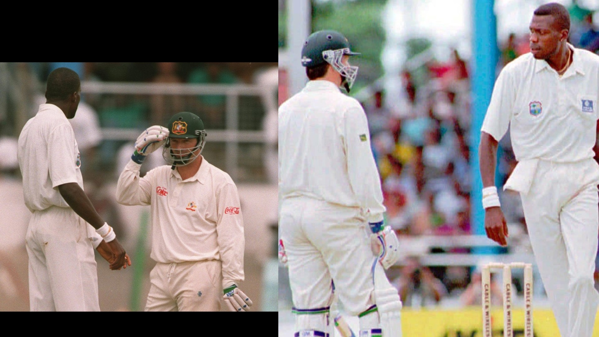 """""""Is he trying to hurt me or get me out,"""" Steve Waugh recalls his scary duel with Curtly Ambrose"""