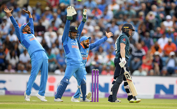 Team India are currently placed at No.2 in ICC ODI rankings behind England | Getty
