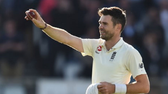 ENG v IND 2018: James Anderson to play County matches to test injured shoulder before India series