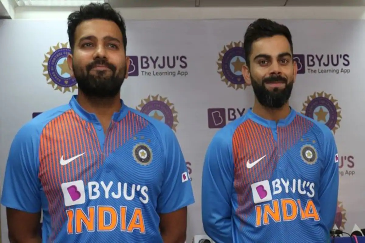 Rohit Sharma and Virat Kohli | IANS