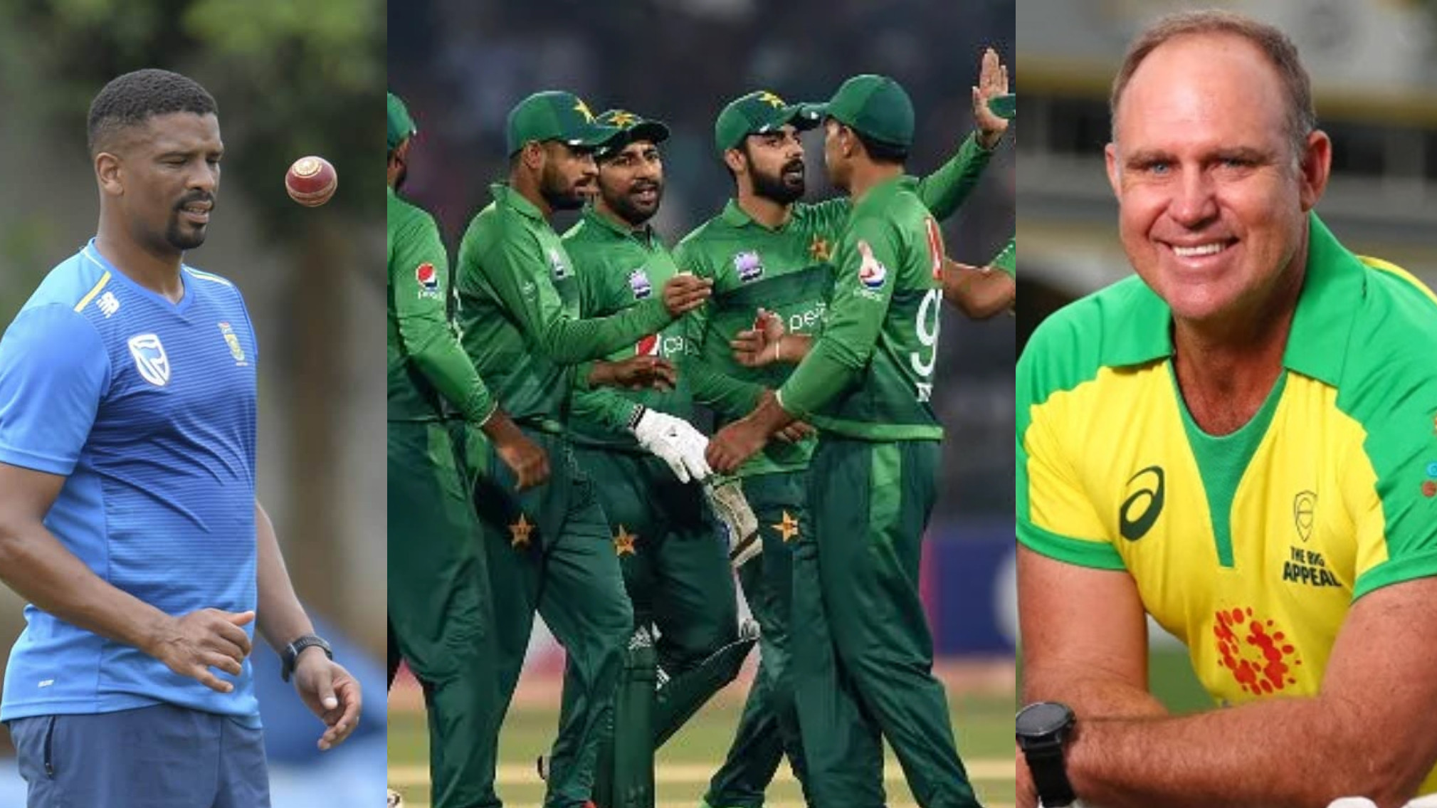 Pakistan ropes in Matthew Hayden,Vernon Philander as coaches for T20 World Cup 2021