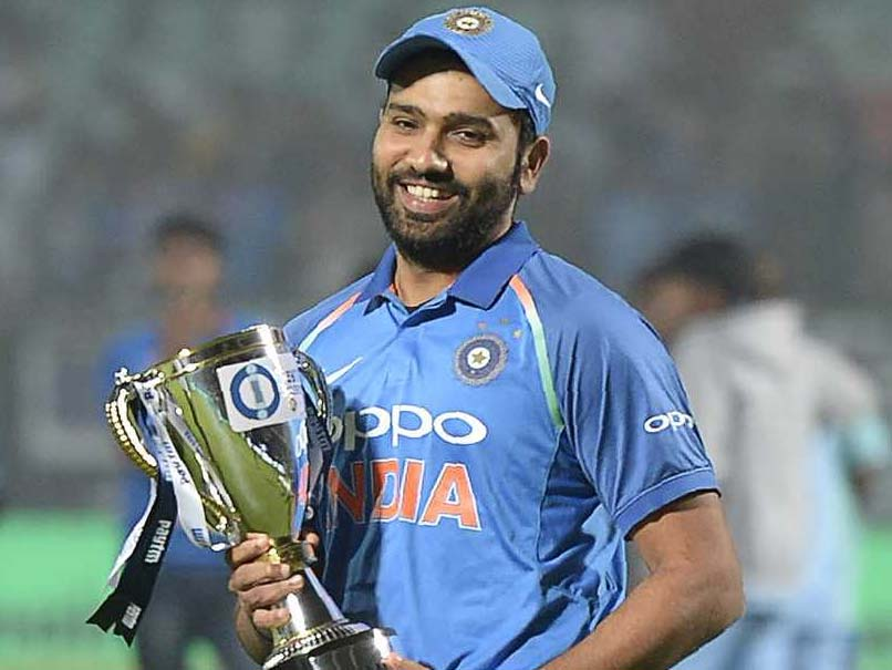 Rohit Sharma might get to lead the Indian team once more in Asia Cup 2018