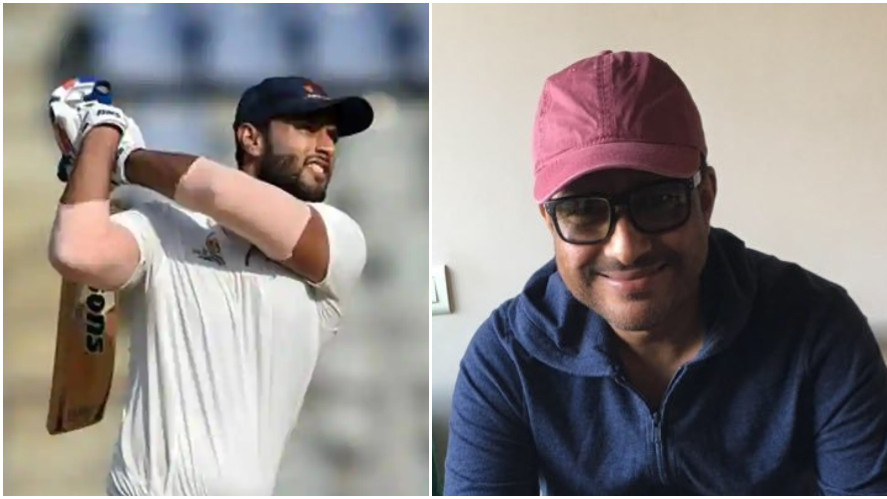 Sanjay Manjrekar's tweet on Shivam Dube lands him in trouble on Twitter