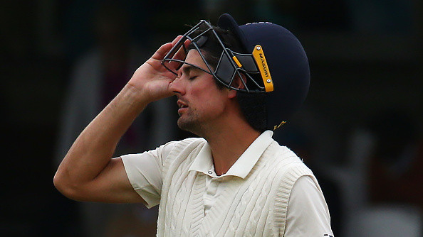 Alastair Cook to miss final two county games for Essex