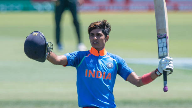Shubman Gill pleased to be in the reckoning for national selection